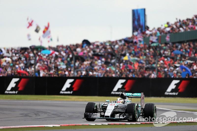 Rapport: Silverstone is snelst groeiende race, Spanje krimpt