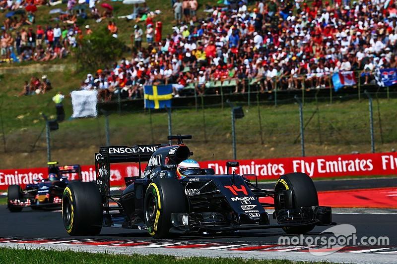 """Alonso: """"Fuimos los primeros del resto y estoy contento"""""""