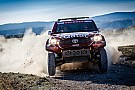 Cross-Country Rally Al-Attiyah gana la Baja Aragón, Sainz termina segundo