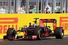 Ricciardo luchó