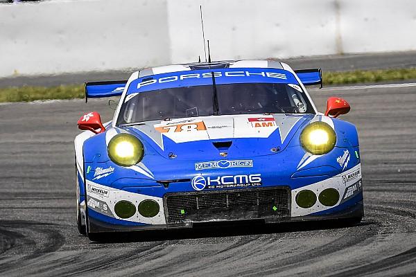 Esclusa la Porsche del team KCMG dalla classifica delle GTE AM