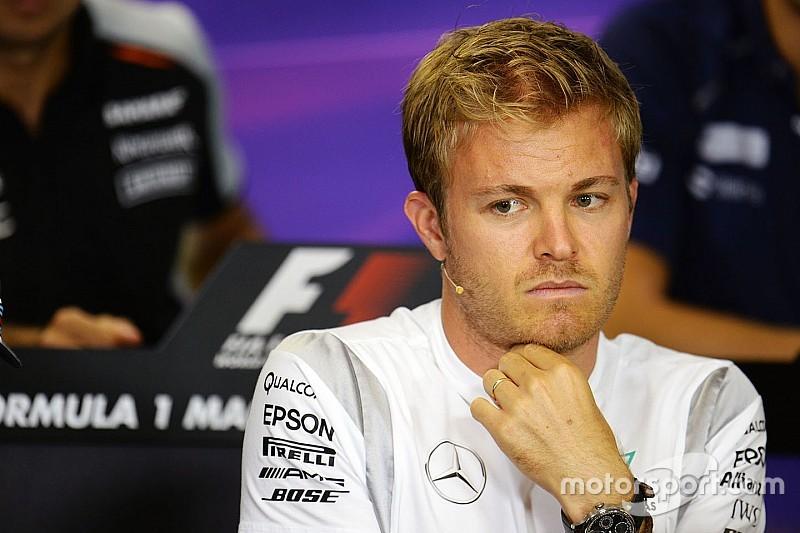 Nico Rosberg: WM-Führung ist futsch, aber kein Grund zur Sorge