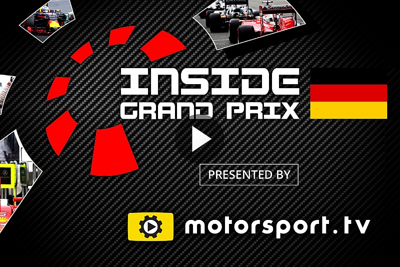 Video: Inside Grand Prix Deutschland 2016