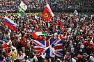 Formel-1-Fans vor Ort: Silverstone boomt, Barcelona floppt
