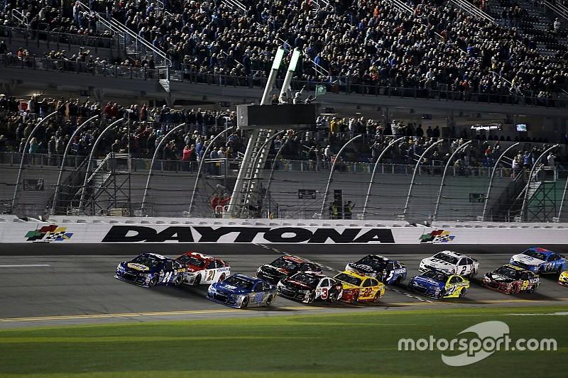 NASCAR anuncia horarios de carreras para 2017