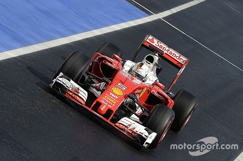 """Vettel: """"La salida de Allison no cambia demasiado en Ferrari"""""""