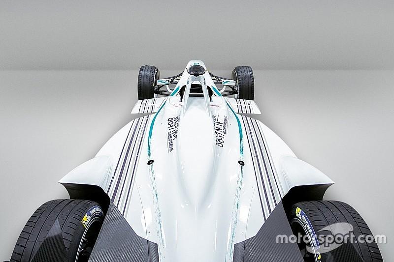 Bildergalerie: Das neue Formel-E-Design beim NextEV Team China