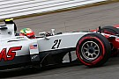 Esteban quedó a un paso de la Q3