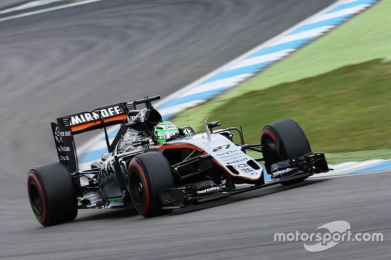 Untersuchung gegen Nico Hülkenberg wegen falscher Reifen im Qualifying