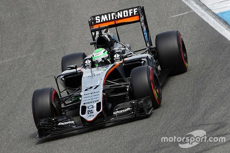 Strafe gegen Nico Hülkenberg wegen falscher Reifen im Qualifying