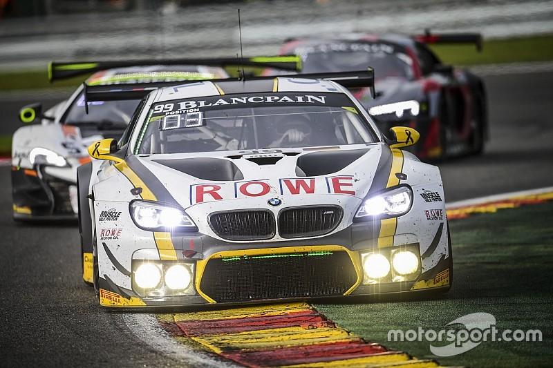 24 Ore di Spa, 6° Ora: punti pieni per la BMW by Rowe