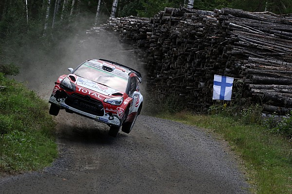 WRC Finlandiya: Meeke Power Stage öncesi zirvede rahat