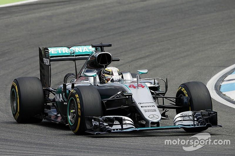 Гран Прі Німеччини: гонка