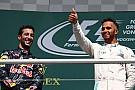 Fotogallery: il trionfo di Hamilton e la domenica nera Ferrari