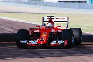 Formel 1 Feature Bildergalerie: Erste Fotos vom Ferrari-Reifentest mit den neuen Formel-1-Pneus