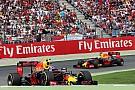 Red Bull pone a Mercedes en su objetivo