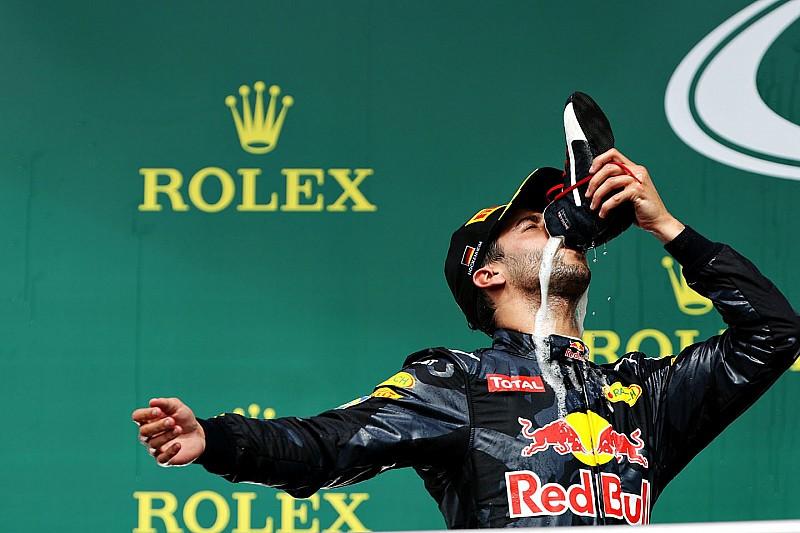 ダニエル・リカルド、ドイツGPの「ドライバー・オブ・ザ・デイ」に選出