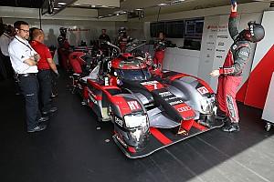 24 heures du Mans Actualités Audi n'écarte pas l'idée d'un prototype à hydrogène au Mans