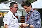 Juridisch geschil tussen McLaren en Mercedes over engineer
