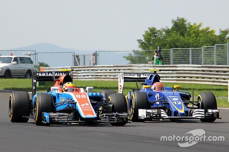 """Nasr: """"Manor verslaan niet van cruciaal belang voor Sauber"""""""