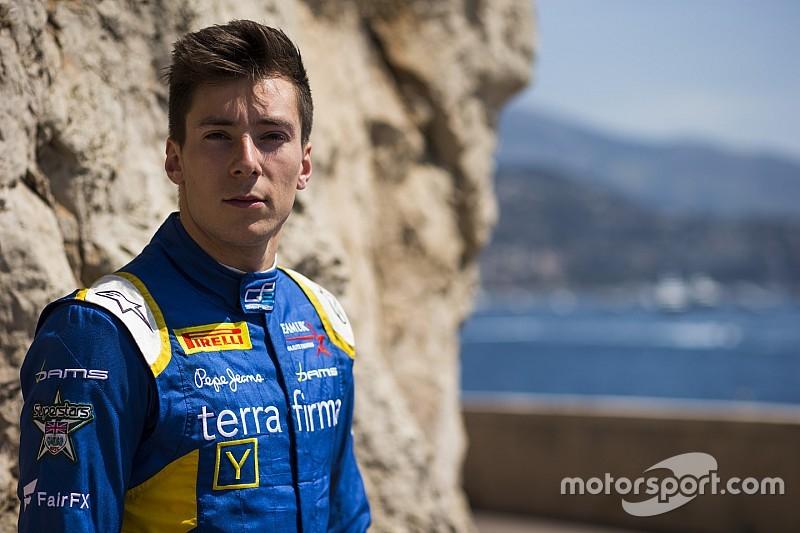 """Alex Lynn und der """"Goldstaub"""" einer Formel-1-Chance"""