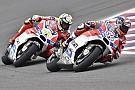 Ducati reconoce no haber cumplido las expectativas