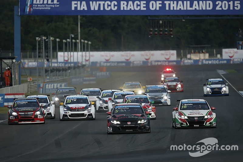 El WTCC cancelaría su visita a Tailandia
