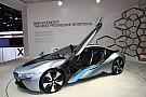 'Nieuwe BMW i8 volledig elektrisch, krijgt 750 pk'