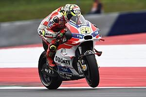 MotoGP Qualifyingbericht MotoGP Spielberg: Pole-Position für Iannone vor Rossi und Dovizioso