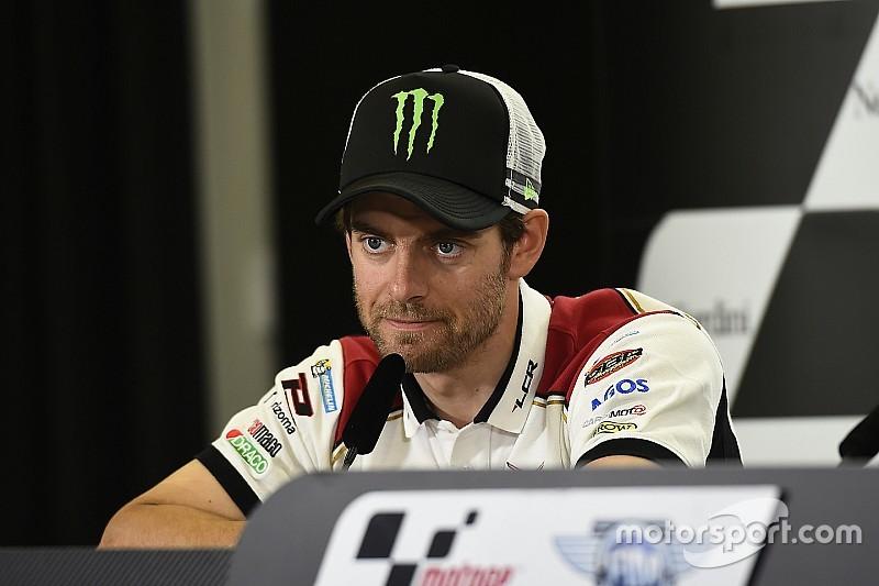 """Crutchlow: """"Ducati wint in race twintig seconden op vermogen"""""""
