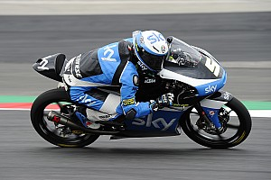 Moto3 News Kurios: Team sperrt Moto3-Fahrer Romano Fenati für Spielberg-Rennen