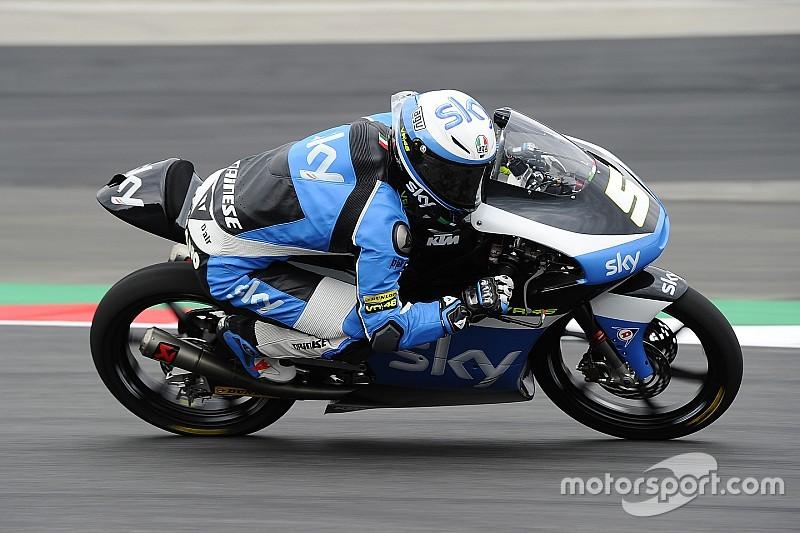 Kurios: Team sperrt Moto3-Fahrer Romano Fenati für Spielberg-Rennen