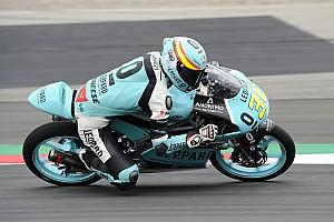 Moto3 Relato da corrida Em duelo emocionante, Mir vence primeira da carreira
