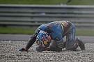 Miller uitgeschakeld voor GP Oostenrijk na crash in warm-up