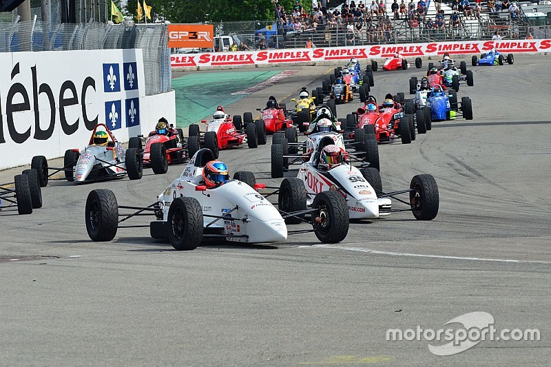 Michel Bonnet visits GP3R podium three times in a row