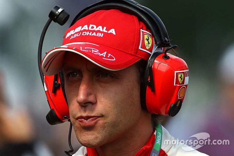 2009 - Luca Badoer avec Ferrari, pour bons et loyaux sévices!