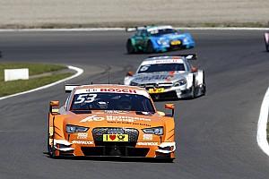 DTM Preview Audi prêt pour le sprint final avant le Moscow Raceway