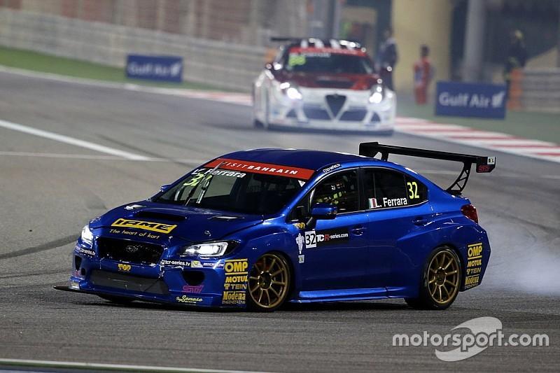 La nuova Subaru WRX TCR della Top Run debutterà a Buriram