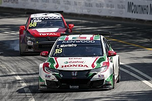 WTCC Interview Monteiro: