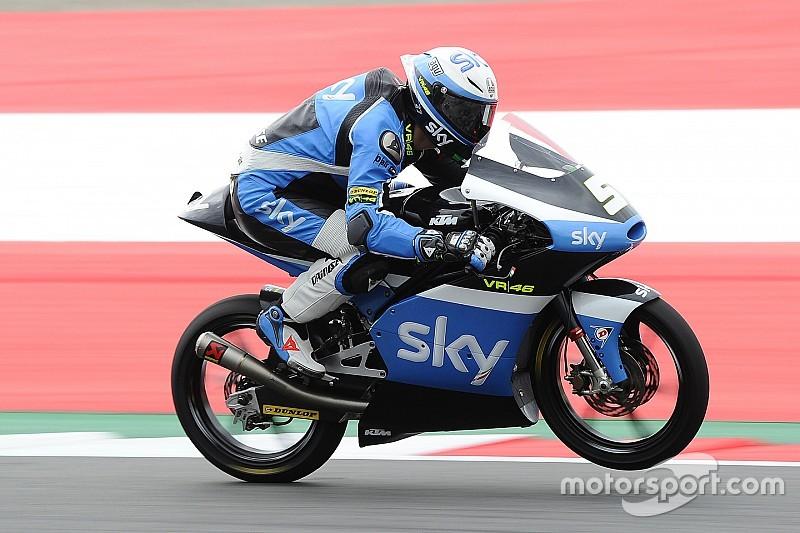 Rennstall von Valentino Rossi bestätigt Rauswurf von Romano Fenati