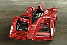 Dome zeigt Designstudie für künftiges Formel-E-Chassis