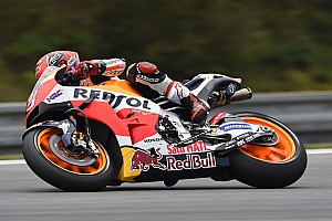 "MotoGP Noticias Márquez: ""Por ritmo, de momento, estamos cuartos o quintos"""