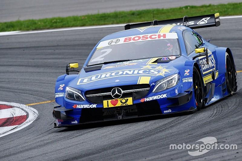 DTM in Moskau: Mercedes dominiert 1. Qualifying mit vier Autos