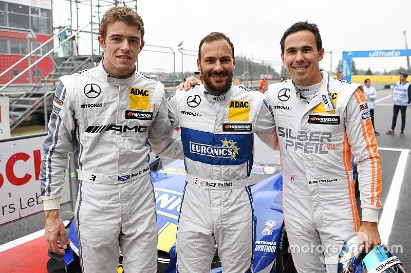 DTM на Moscow Raceway: Паффет очолив квартет Mercedes