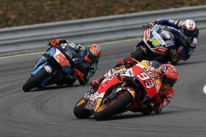 MotoGP Ergebnisse MotoGP in Brno: Die Startaufstellung in Bildern