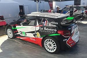 WRC News Unfall bei Rallye Deutschland: Verletzungen, aber keine Lebensgefahr