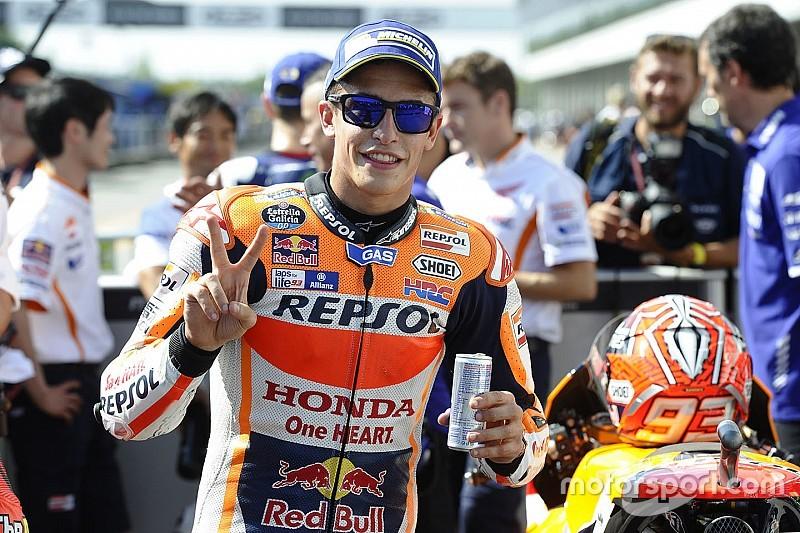 """Marquez verbaast zichzelf: """"Niet verwacht op pole te staan"""""""