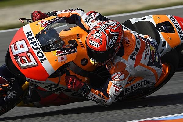 MotoGP 马奎兹在捷克大奖赛效仿洛伦佐驾驶风格一举拿下杆位