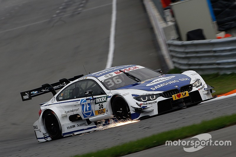DTM in Moskau: Crash von Maxime Martin, BMW dominiert Qualifying