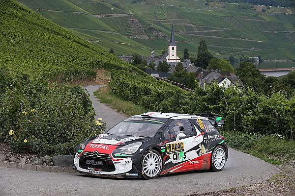 Unfall bei der Rallye Deutschland: Gabin Moreau spricht über seine Verletzungen